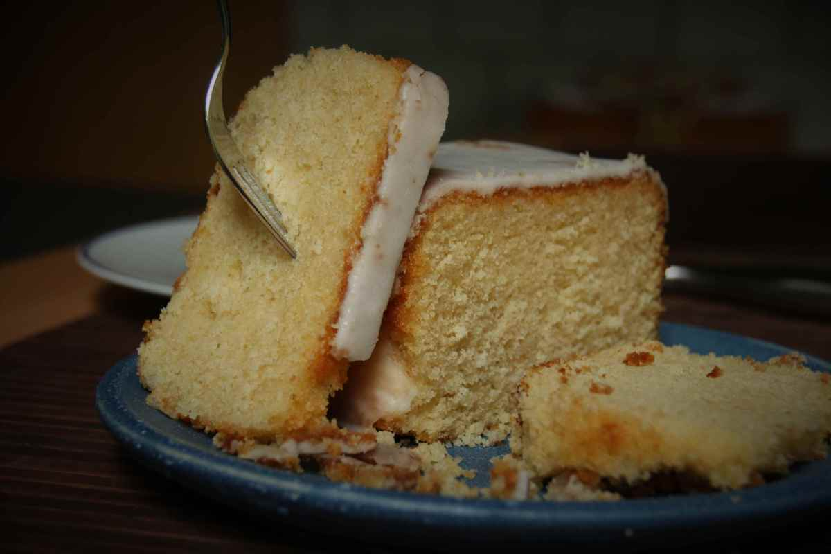 Zitronenkuchen à la Brigitte | Locker, luftig, lecker ♥