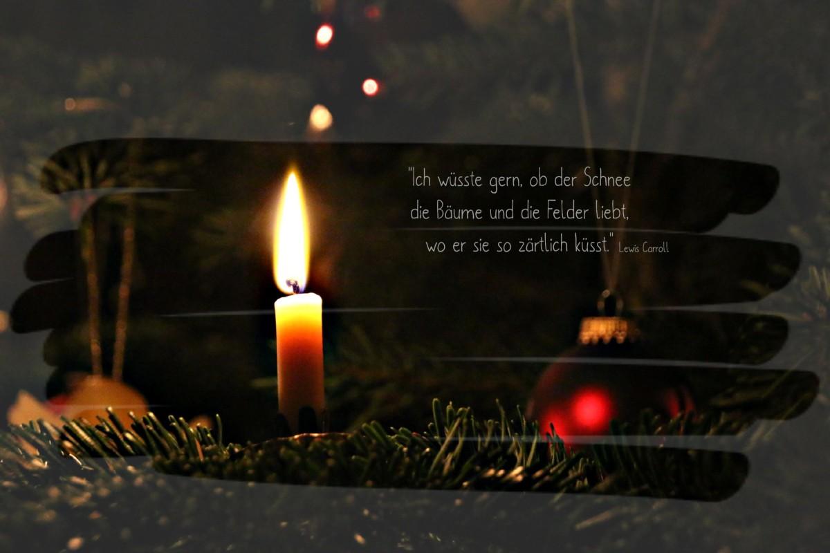 Weihnachtspostkarten ✩ für Eilige ✩ | Adventskalender Türchen 5