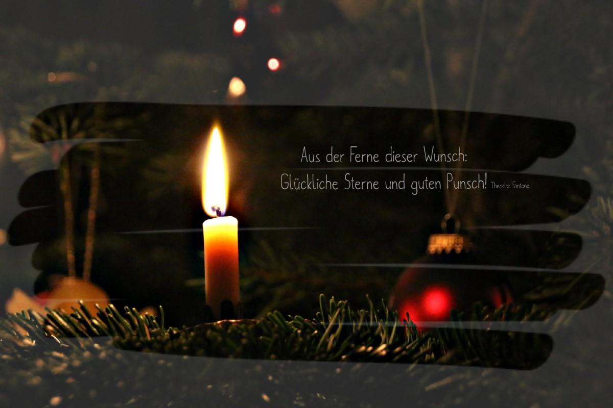 Weihnachtsbaumschmuck basteln | Adventskalender Türchen 7