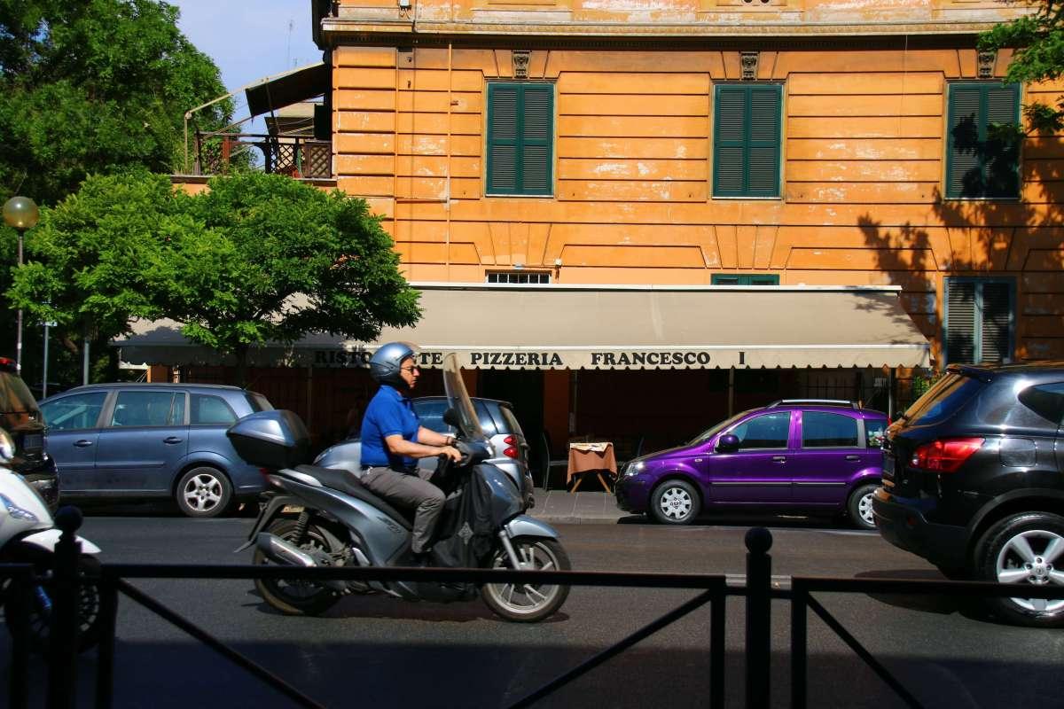 Roma! Ich vermisse dich